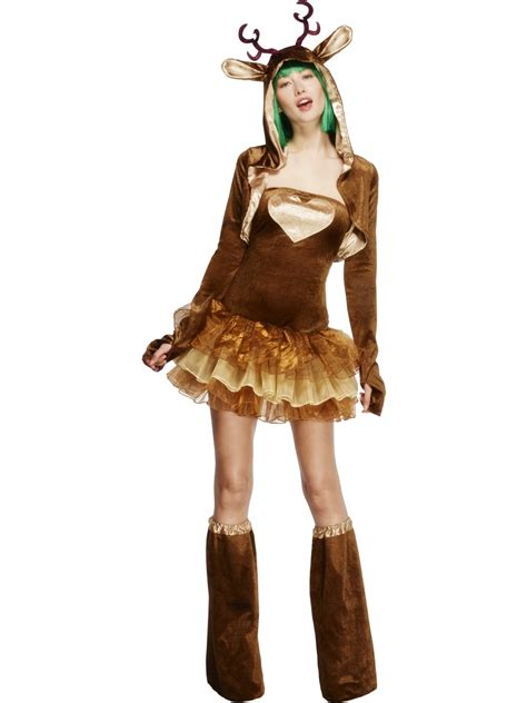reindeer costume fever reindeer costume 33868 fancy dress