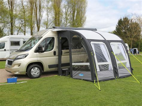 motorhome drive away awning review a new dawning for awnings blog practical motorhome