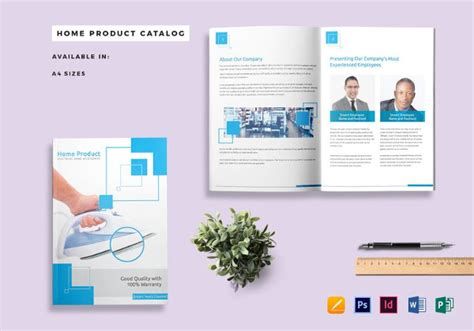 Product Catalogue Template Word by 48 Professional Catalog Design Templates Psd Ai Word