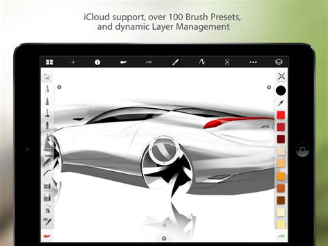 sketchbook app autodesk s sketchbook for iphone and goes free as
