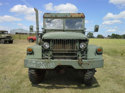 jeep kaiser 6x6 no137 m35a2 kaiser jeep