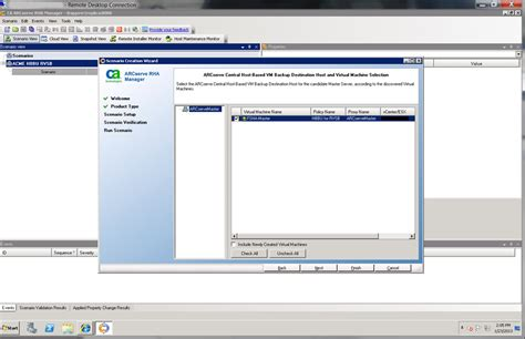 arcserve backup for windows r165 readme ca inc ca brightstor arcserve backup disaster recovery option