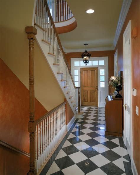 open foyer open foyer to finished basement basement