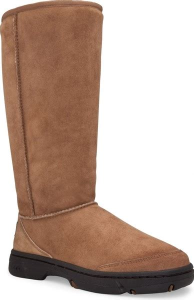 Ugg Ultimate Braid Boots 5340 Chocolate Cheap P Ugg Ultimate Braid Price