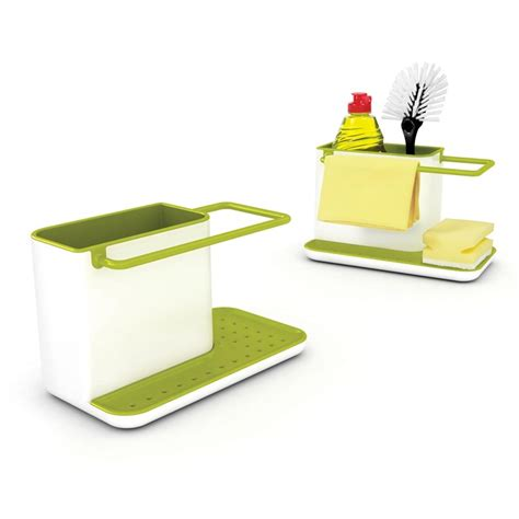 Sink Organizer by Buy Joseph Joseph Caddy Sink Organiser White Green Amara