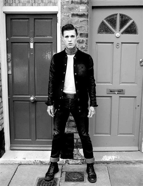 1000 ideas about mens rockabilly fashion on pinterest jimmy q greaser pinterest