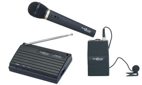 sound system  jaipur studio master vhf er  wireless mic