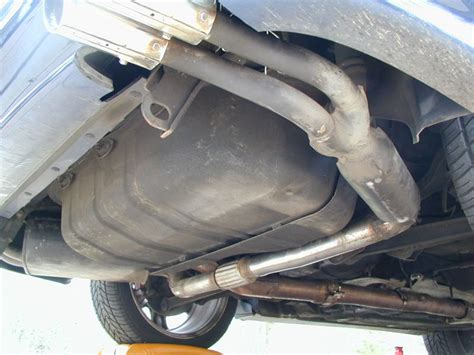 dodge stealth exhaust installation of a vr 4 exhaust on a stealth r t