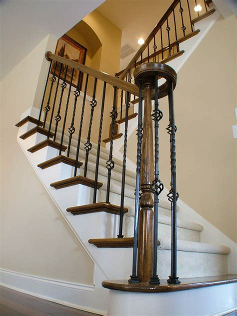 Baluster Design Metal Baluster Custom Stairs Artistic Stairs