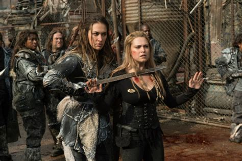 The Hundred the 100 tasya teles previews the remainder of