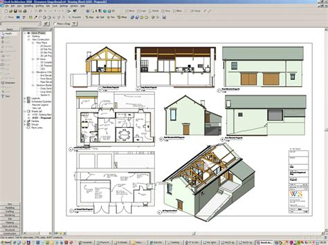 House Plan Drawing Software by Lake District Architect Autodesk Revit Resources Index Page