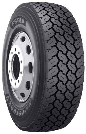 firestone fs commercial truck tire  ply