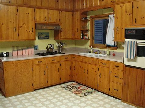 1950s knotty pine kitchens   pine kitchen   kitchen