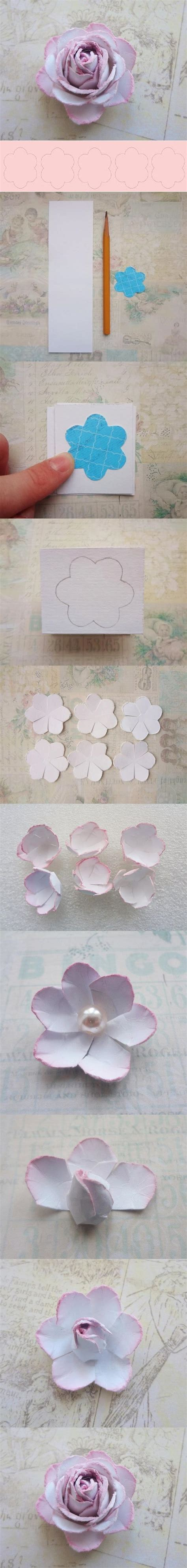 Handmade Rosettes - diy handmade rosettes fabdiy