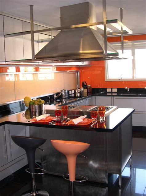 decorar cocina naranja fotos ideas para decorar casas