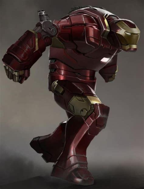iron man hulkbuster deep space armor concept art