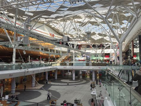 westfield  europes largest shopping center