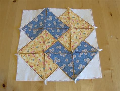 How Do You Do Patchwork - things to make and do patchwork and quilting card trick