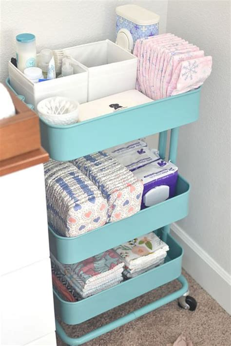 diy diaper storage ideas cloth diaper organization houses 20 smart ways to get your house ready for baby storage