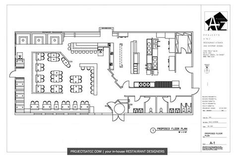 layout design of kfc e s modern japanese fast food restaurant food court