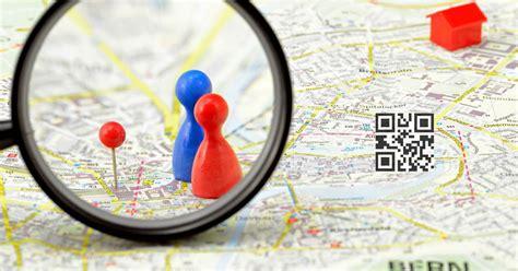 membuat qr code peta cara membuat barcode qr lokasi google maps awiopen