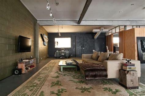 garage  industrial chic home
