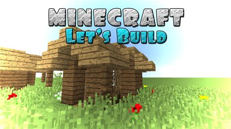 Minecraft Shed by Minecraft Let S Build Garden Shed