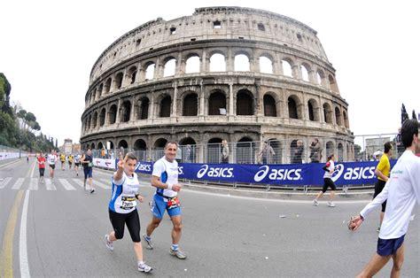 sedano allegro roma la7 it maratona di roma fotogallery