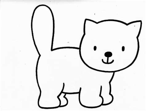coloring pages a cat free cat coloring pages