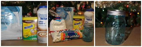 the chic country girl diy christmas gift homemade hot cocoa