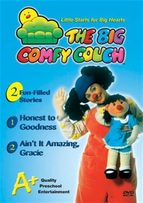 the big comfy couch games big comfy couch tv show news videos full episodes and