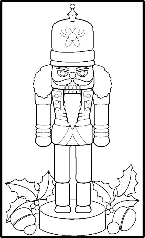 nutcracker template nutcracker school