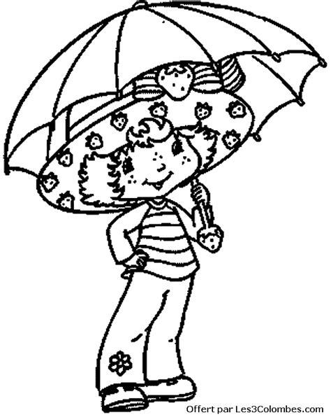 55 dessins de coloriage Charlotte aux fraises à imprimer