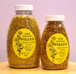 bee pollen all is well