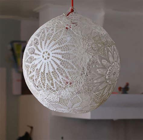 How To Make Paper Mache Lanterns - l 225 mparas originales hechas con material reciclado