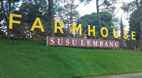 Gembok Cinta Di Farmhouse Lembang harga tiket masuk farmhouse lembang bandung 2018 htm