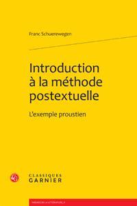 1326013440 introduction la critique textuelle du fr schuerewegen introduction 224 la m 233 thode postextuelle