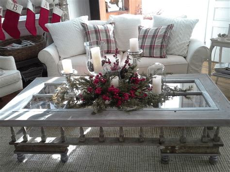 how to decorate a coffee table for christmas how to decorate a coffee table for