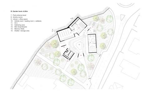 yad design contest native green roof tops israel s proposed fallen sons