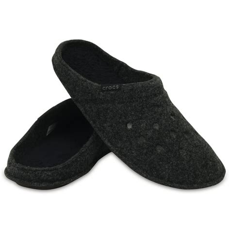 crocks slippers crocs crocs classic black black u2 203600 060 unisex