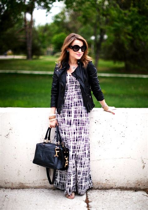 Additions Direct Maxi Dress Giving Gucci And Oprah A Run For Their Money by Biker 7 Ways To Style Your Maxi Dress Fashion