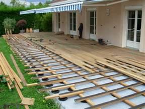 image de terrasse en bois terrasses en bois bois exemples de r 233 alisations