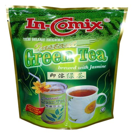 Teh Uncang Boh instant green tea with