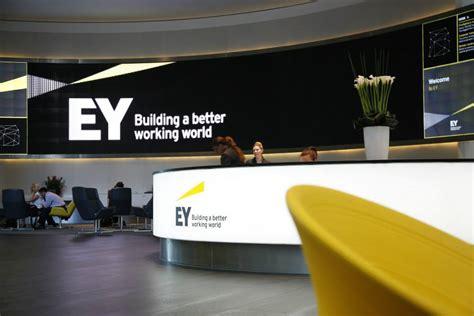 Ey Offices by Ernst Devient Ey Logonews