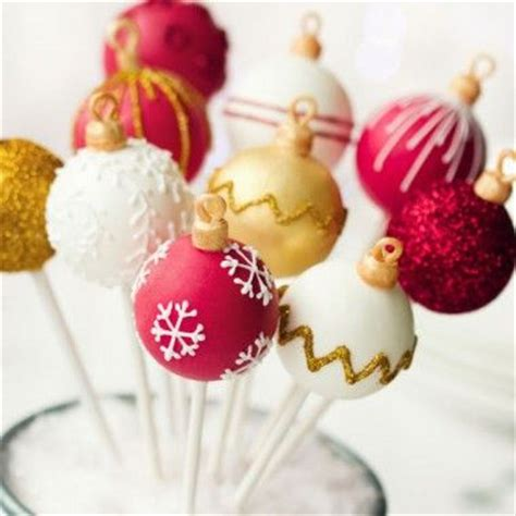 cake pop pop and christmas ornament on pinterest