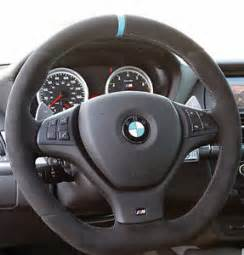 bmw e70 x5 m e71 x6 m performance alcantara sport steering