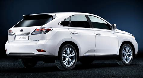 lexus rx 450h photo 3 4879