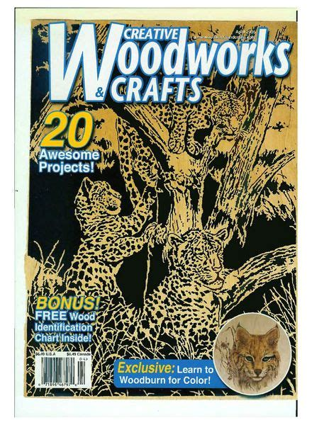 creative woodworking and crafts creative woodworks crafts 107 2005 04 pdf