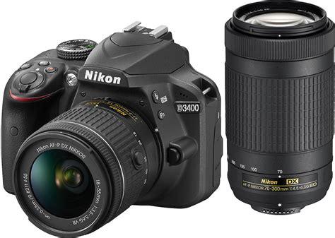 nikon   lens kit black  megapixel digital