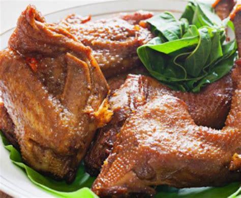 cara membuat tempe bacem ala jogja resep ayam bacem goreng enak pedas resep harian